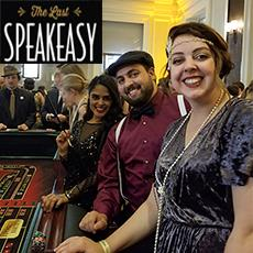 DMC Goes Glam at the Last Speakeasy