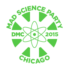 Attend DMC Chicago's Mad Science Party