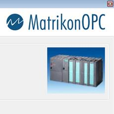 How to Use MatrikonOPC Server with a Siemens PLC