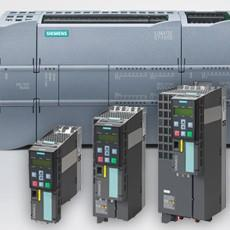 Acyclic Parameter Reading and Writing Between Siemens PLCs and VFDs