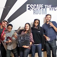 Escape (The Room) From New York