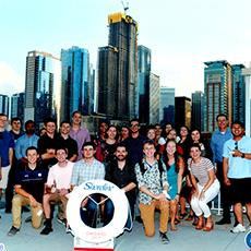 Shoreline Sightseeing: A Navy Pier Welcome Party