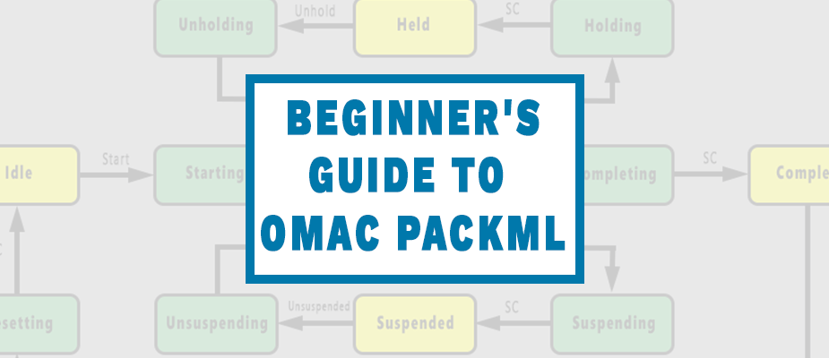 Beginner's Guide to OMAC PackML