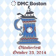 Celebrate Oktoberfest at DMC Boston, October 23, 2014