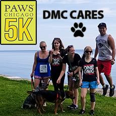 DMC Takes a Stroll for PAWS 17th Annual 5K Walk/Run