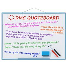 DMC Quote Board - January 2016