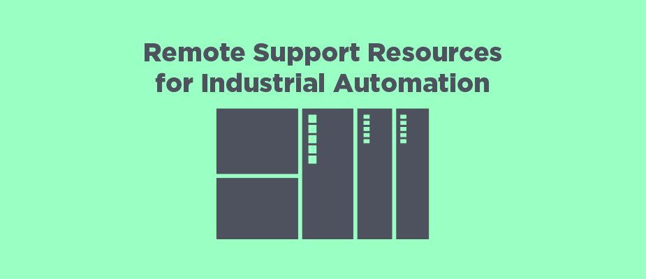 Remote Support for Industrial Automation