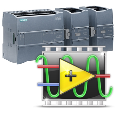 Datalogging From a Siemens PLC to LabVIEW: Easier Than You Think