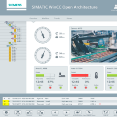 Siemens WinCC OA - The Open Architecture SCADA Package