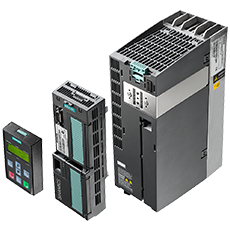 Using Digital Inputs and Command Data Set 1 to Control a Siemens G120 CU240