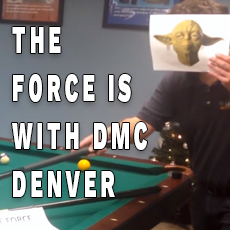 The Force Is with DMC Denver