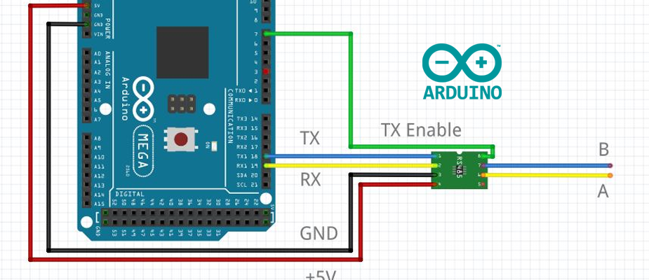 Turning an Arduino into a Modbus Device