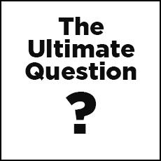 Ultimate Question - Aim of Customer Service Excellence