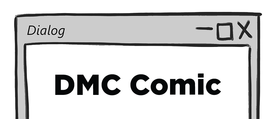 DMC Comic: Programming Components