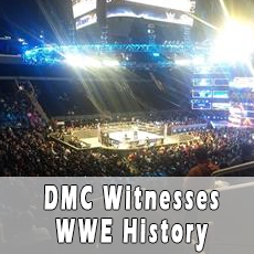 Unbelievable, Inconceivable, Mind Boggling Action at WWE SmackDown Live!