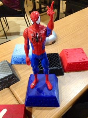 Entering the World of 3D Printing