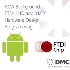Android Open Accessory Protocol (AOA) using an FTDI 311/312