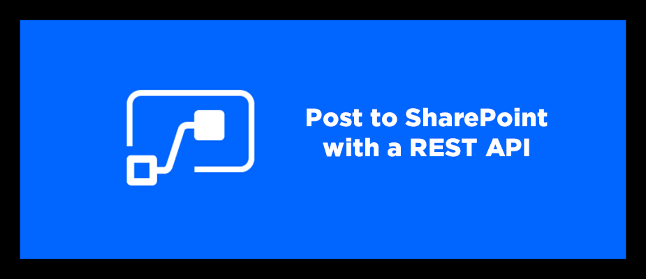Microsoft Flow: Create a SharePoint Folder When a List Item is Created Using a REST API