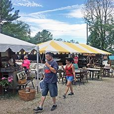 Brimfield Antique Show Scavenger Hunt