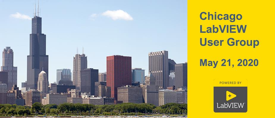 DMC to Host Virtual Chicago LabVIEW User Group on May 21