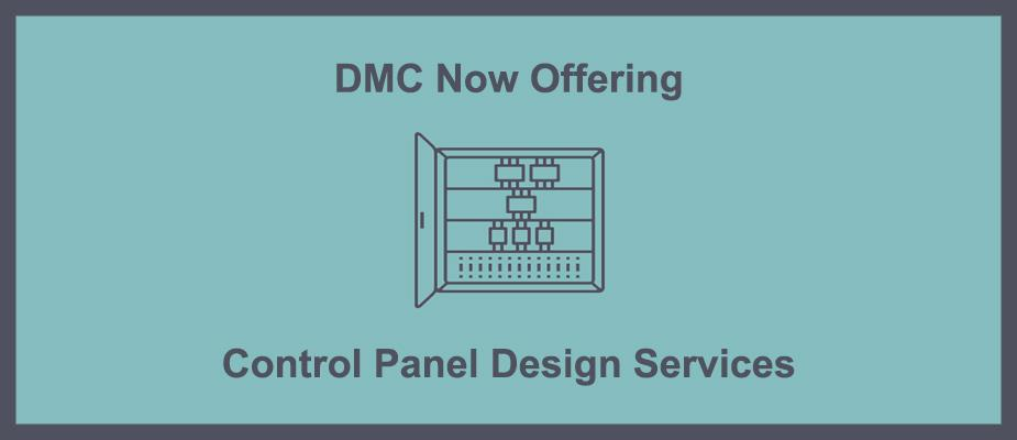 DMC to Provide Control Panel Design Services