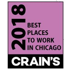 DMC is a Finalist for Crain's Best Places to Work 2018