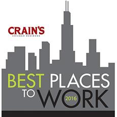 DMC Named Among Top 10 Places to Work in Chicago