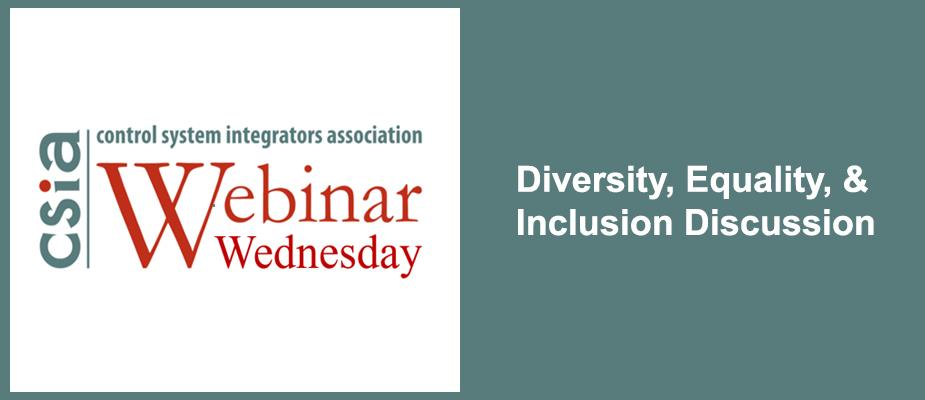 Frank Riordan to Appear on CSIA Diversity, Equality and Inclusion Webinar