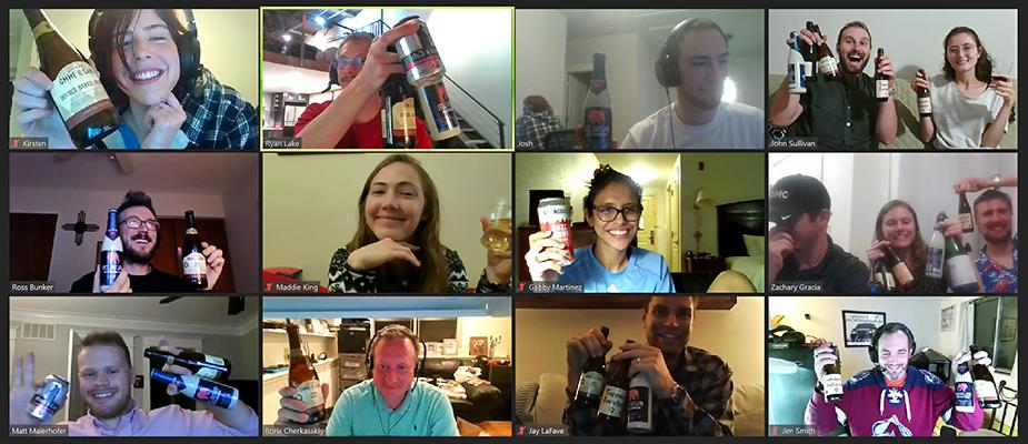 Virtual Beer Tasting with DMC Denver