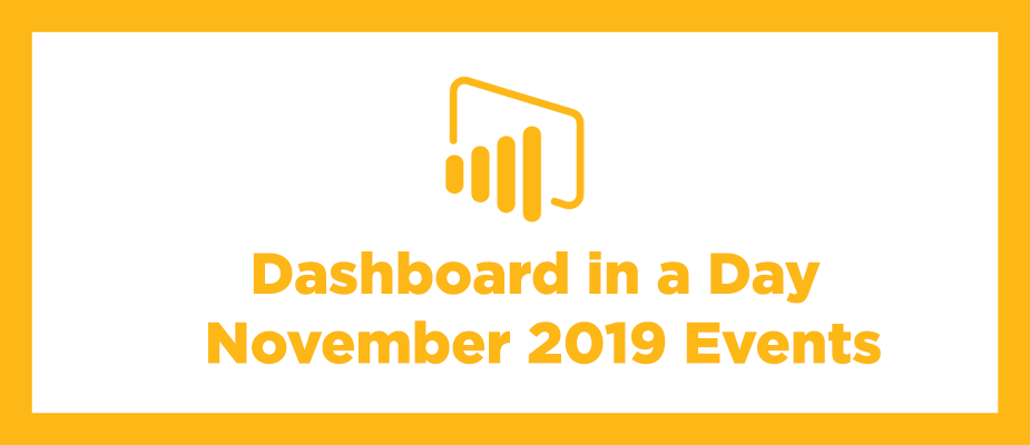 DMC To Host Dashboard in a Day This November