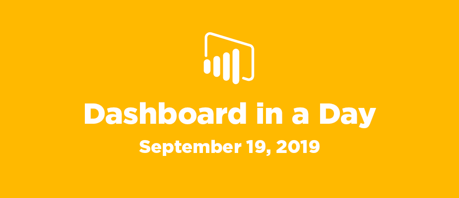 Join DMC at our Dashboard in a Day Power BI Workshop This Fall