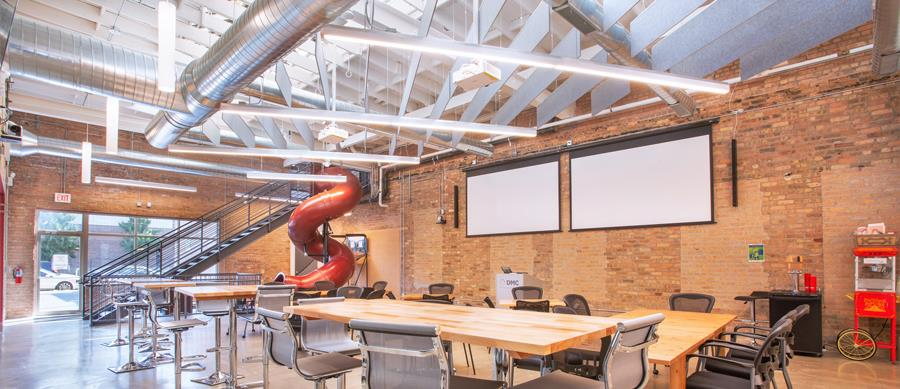 DMC Listed Among Chicago's Coolest Offices