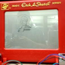 Automating an Etch-A-Sketch