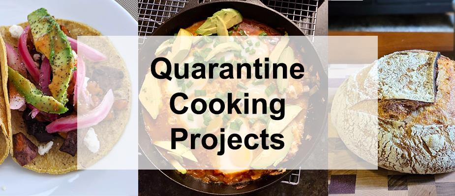 DMChef: Our Favorite Quarantine Cooking Projects
