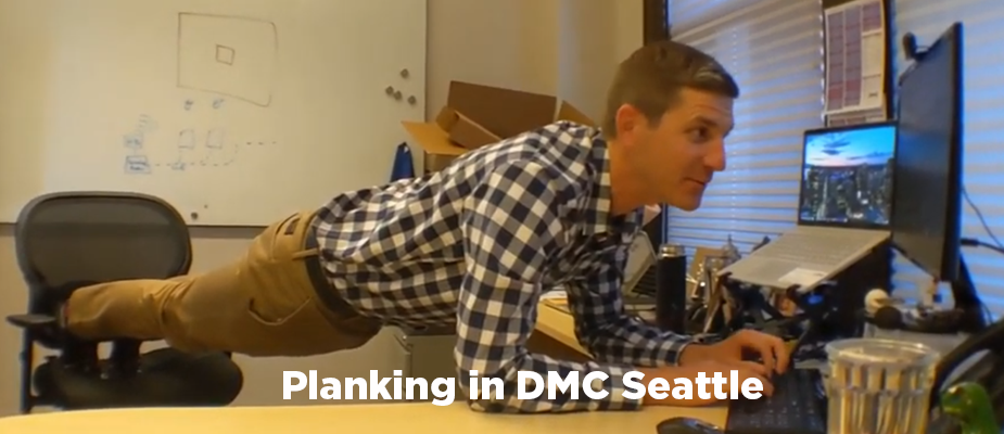 Plankaholics in DMC Seattle