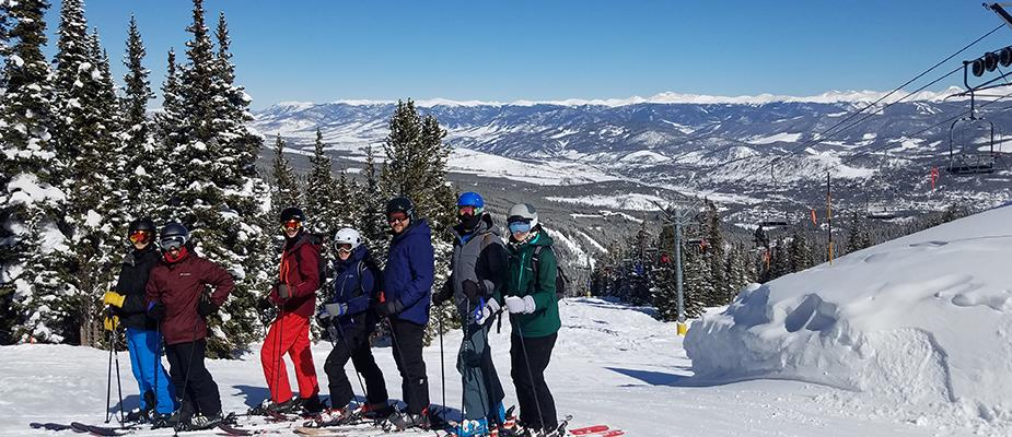 Sunshine, Snow, and Shred at DMSki 2020