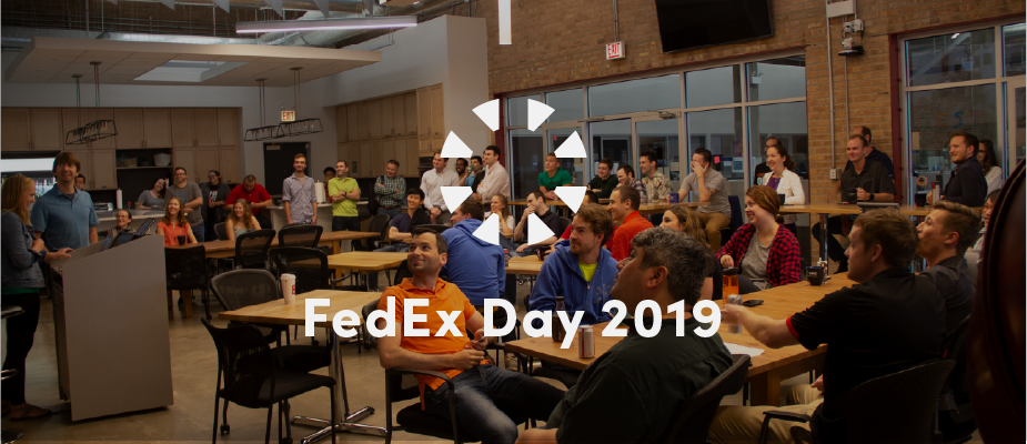 DMC's FedEx Day 2019 Innovations: From Slack Bots to a Light Up Slide
