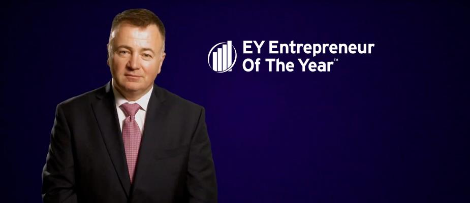 DMC Founder & CEO Frank Riordan Named Entrepreneur of the Year Finalist by EY