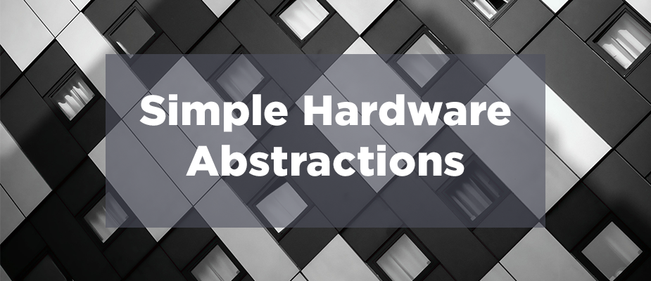 A Simple Hardware Abstraction using LabVIEW OOP