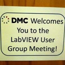 Chicago LabVIEW User Group Meeting Hosted at DMC
