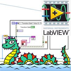 Creating a mOOnster: Practical Adaptions of LabVIEW Object Oriented