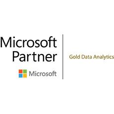 DMC Achieves Microsoft's Gold Data Analytics Competency