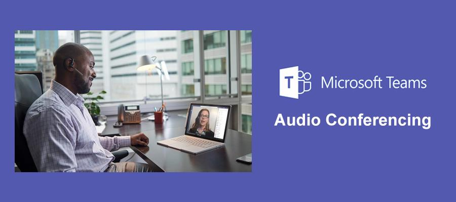 Teams Audio Conferencing: 12 Months Free
