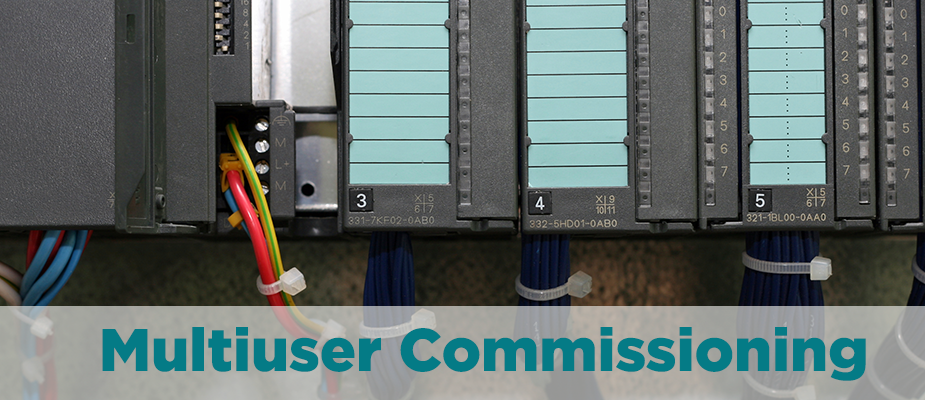 Getting Started with Siemens Multiuser Commissioning