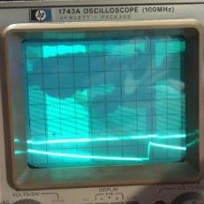Creating a Raster Monitor from an Oscilloscope