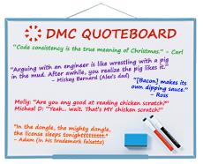 DMC Quote Board - January 2019