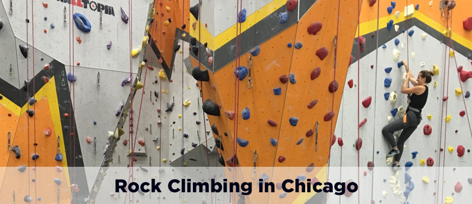 DMC Chicago Hangs Out at the Rock Walls