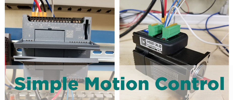 Simple Motion Control With an S7-1200 PLC and a Pulse Train Output (PTO)