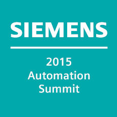 DMC to Present at the Siemens 2015 Automation Summit