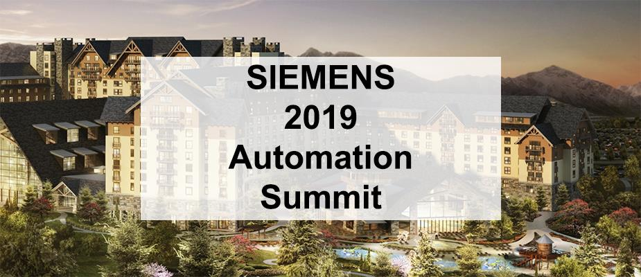 DMC to Present at the 2019 Siemens Automation Summit